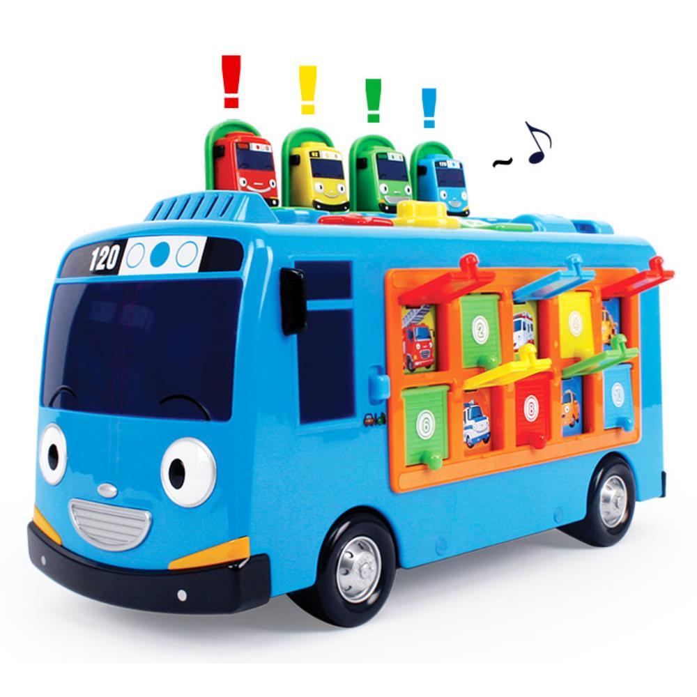 타요 말하는 버스 10개월 15개월아기장난감 작동완구 어린이선물, 상세페이지참조