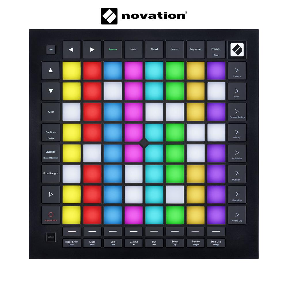 Novation LaunchPAD Pro MK3 - 미디 컨트롤러 노베이션 런치패드 프로, 단일상품