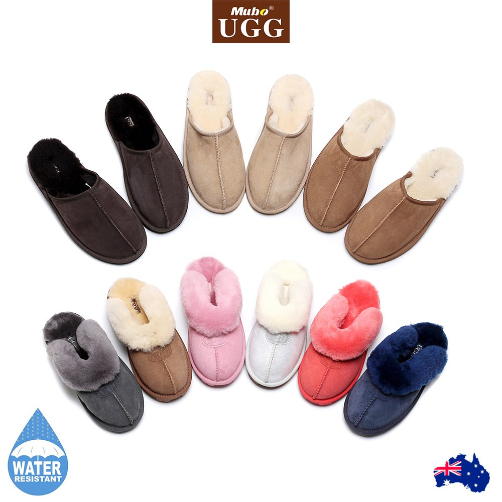 호주 UGG 명품 어그 양털 퍼 슬리퍼