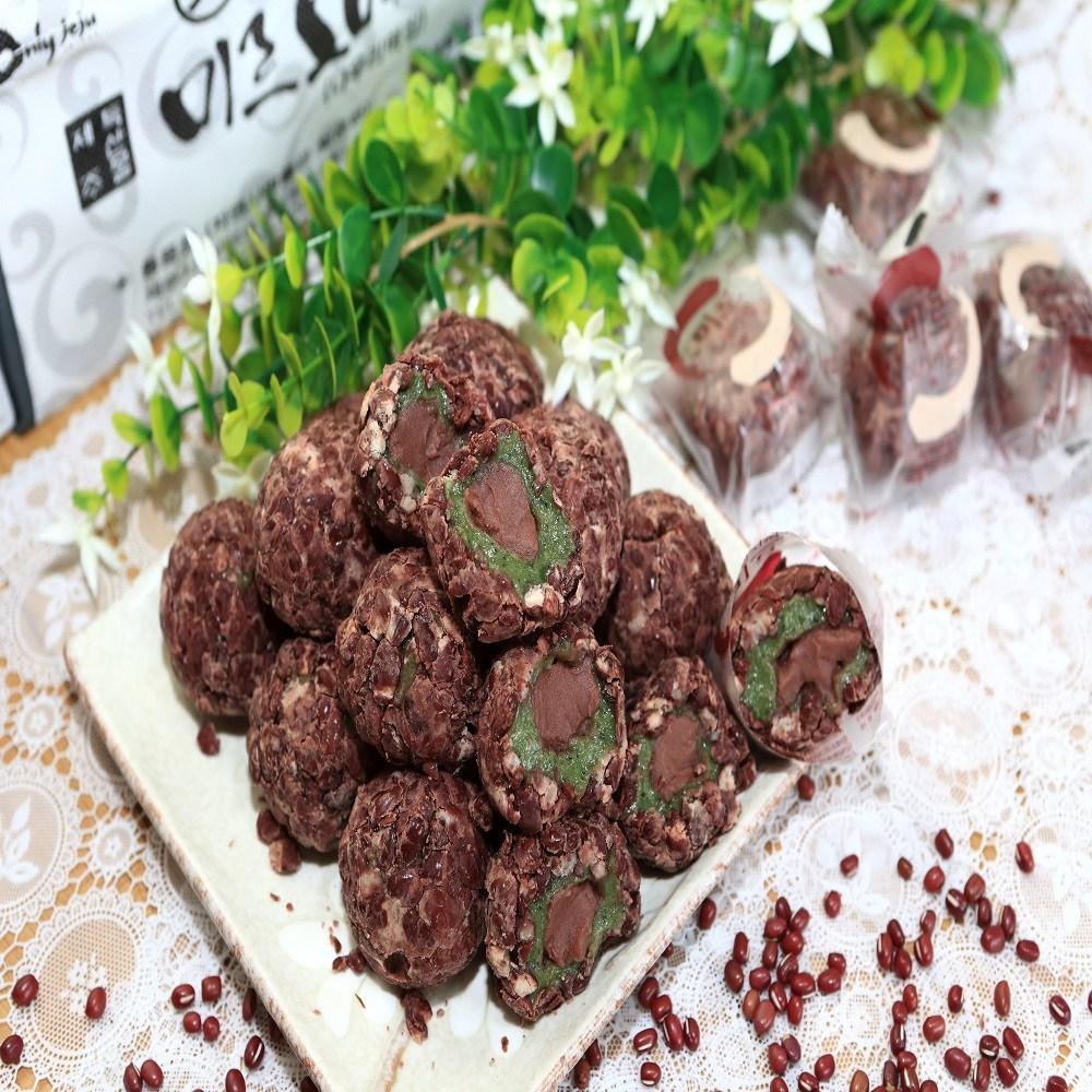 제주미르오메기떡 4종혼합(30개), 50개, 50g