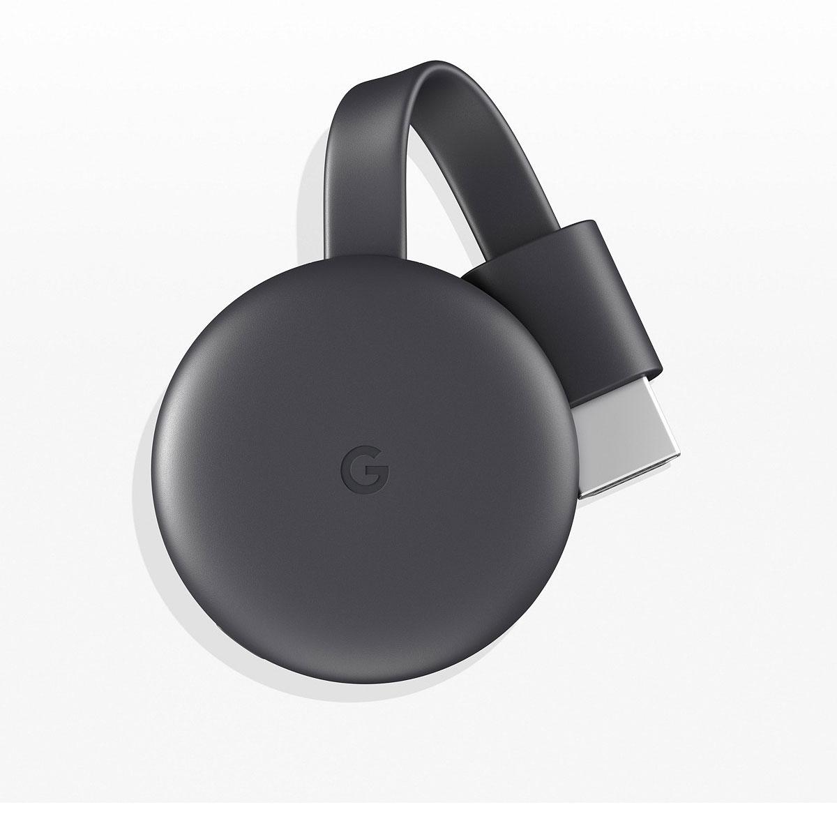 구글 크롬캐스트3 Google Chrome Cast 블랙 미국정품, ChromeCast 3