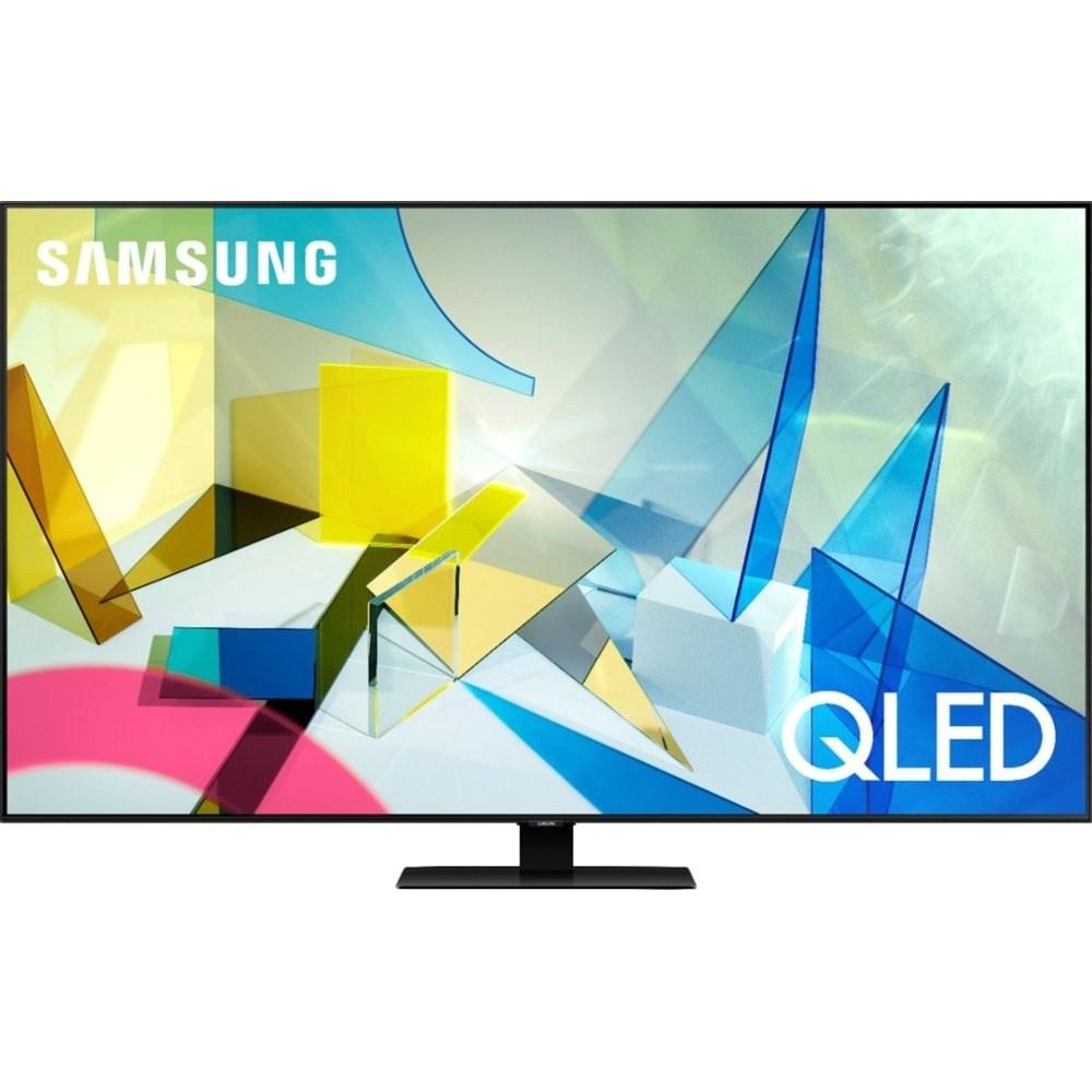 삼성전자 2020년형 QLED 4K TV 55인치(140cm) 3840x2160 QN55Q80TAFXZA, 스탠드