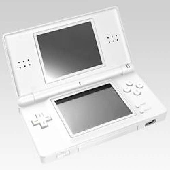 닌텐도 중고 DS DSI 게임기판매 사은품 및 게임1개증정(무상6개월as), 닌텐도DS 화이트 영문판(게임은 한글실행)