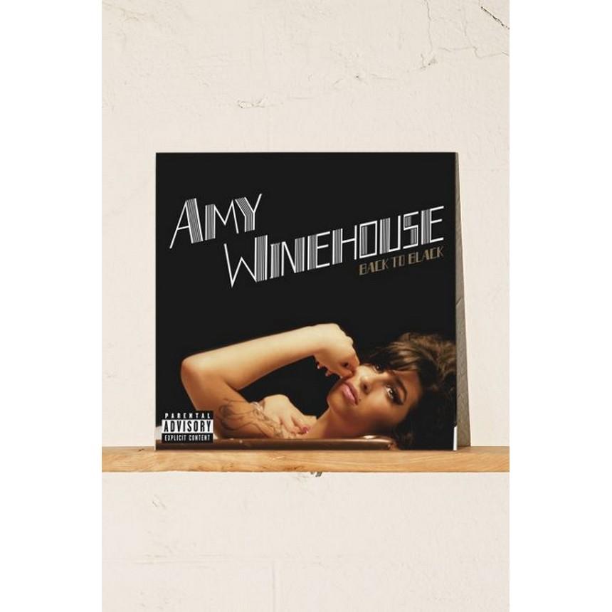 에이미 와인하우스 Amy Winehouse Back To Black LP 바이닐 엘피 레코드 판, 단일상품