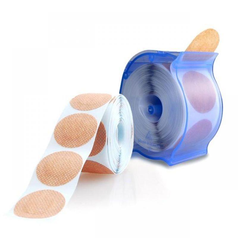 MDT6249 밴드골드 밴드랩 35mm 180매 원형 반창고 상처 지혈 반창고/유아위생/건강용품/출산, 1개 (POP 2244563591)