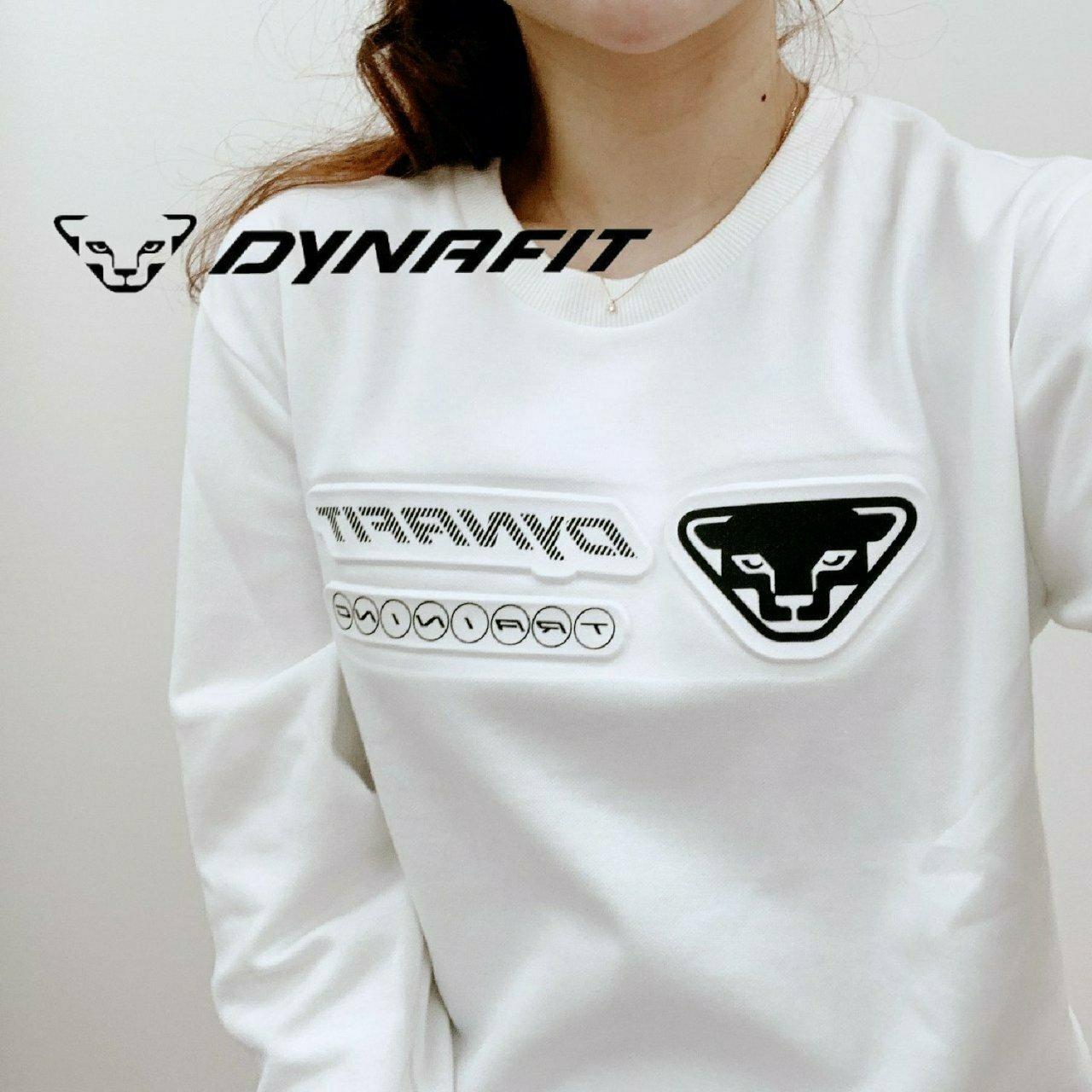 다이나핏 엠보마인 기모 맨투맨 티셔츠 - 가을신상(남녀공용)