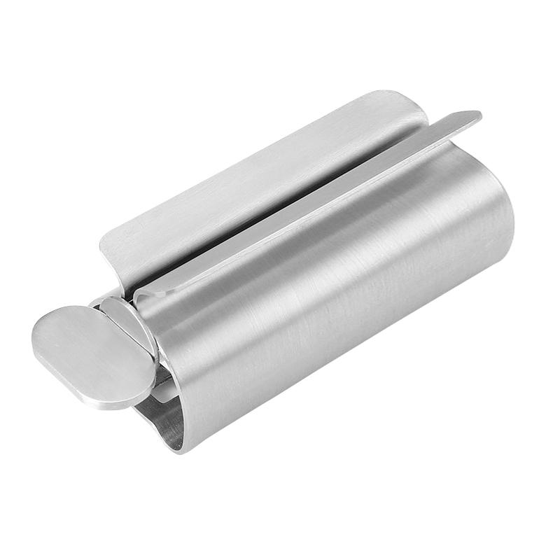 구디푸디 스텐 치약짜개 디스펜서 스탠드 튜브링거 304스텐 재질, 1개, 304 치약짜개 (특대)