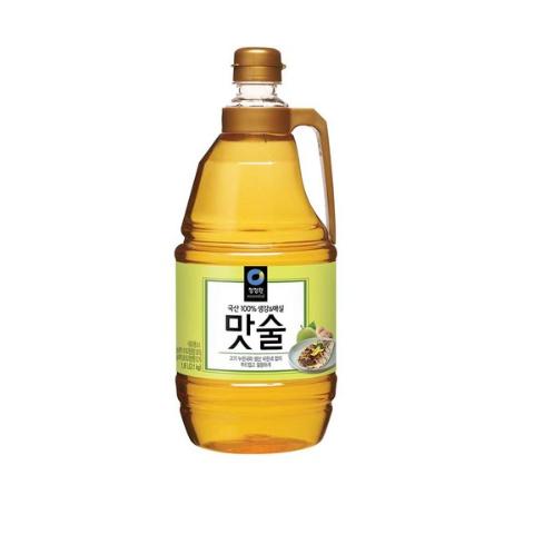 청정원 생강&매실 맛술, 1.8L, 20개
