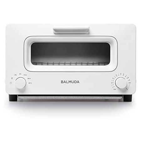 BALMUDA Steam toaster ovenBALMUDA The Toaster K01E-WS (White)【Japan Domestic genuine products】 PR, 상세 설명 참조0