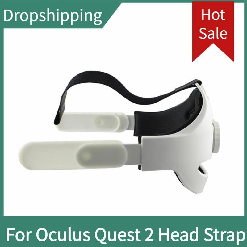 VR안경 Oculus Quest 2 용 조정 가능한 헤일로 스트랩 스트랩 가상 증강현실