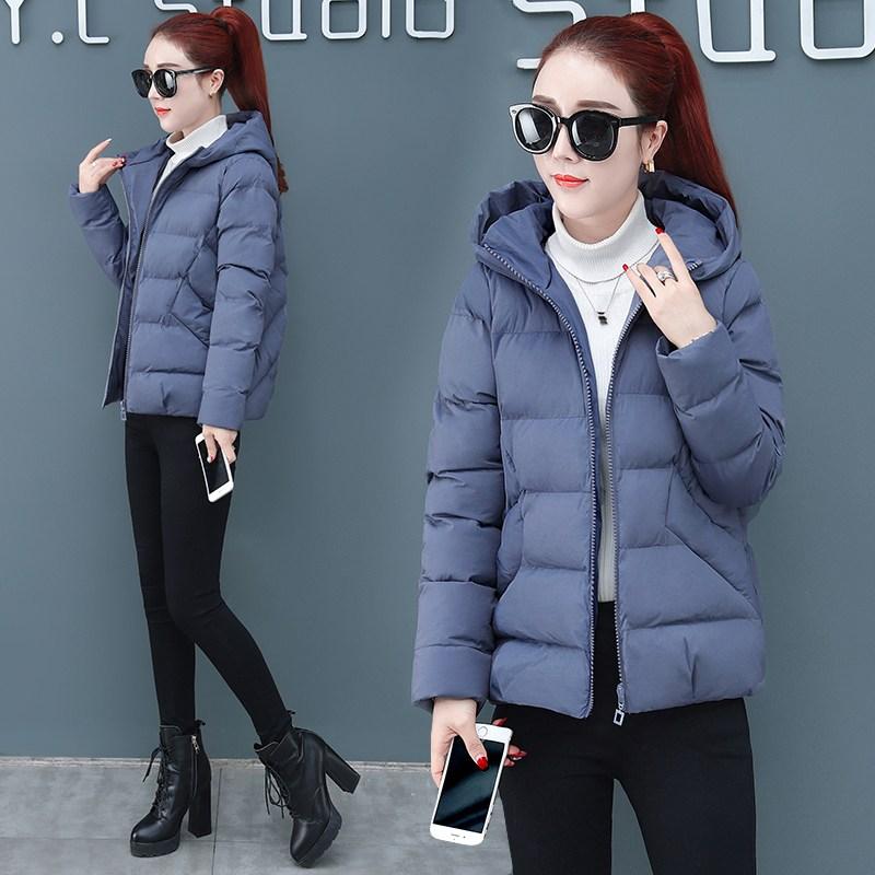 여성숏패딩 다운패딩 여자숏스타일 여성복겨울 세트 2019년정품 패딩 mm오버사이즈 날씬해보이는 여성 외투 솜옷