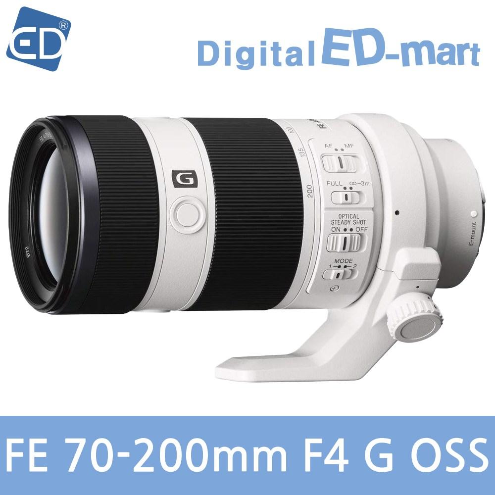 소니 FE 70-200mm F4 G OSS 렌즈 (후드+파우치포함)ED 줌렌즈, 01 FE 70-200mm F4 G OSS 렌즈 (후드+파우치포함)ED