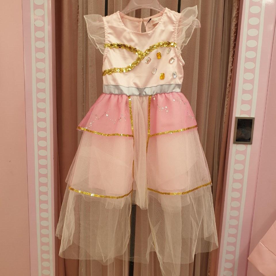 로엠걸즈 ~중계점~공주님들의 워너비 드레스*시크릿쥬쥬 오리지널 릴리 코스튬 드레스