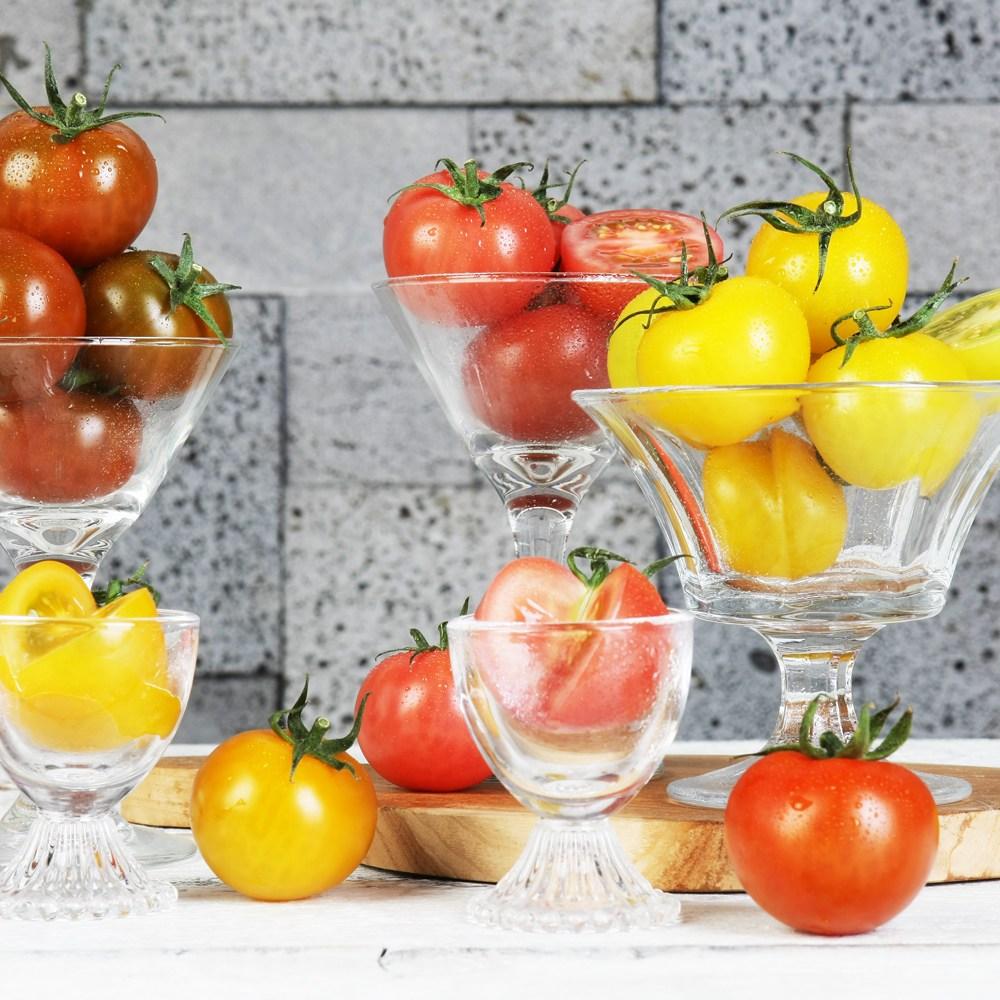 토마토마 오색 칵테일 토마토 (송이토마토) 3kg, 1box