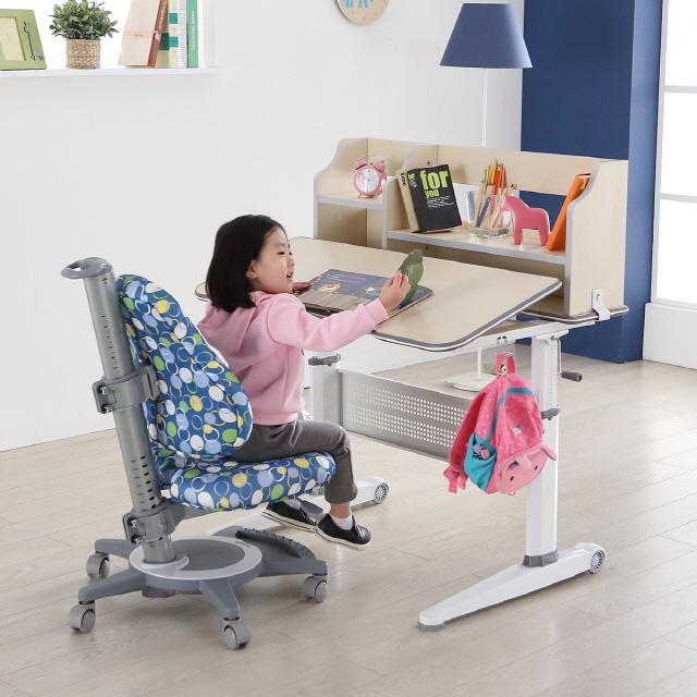 스탠리 높이조절 책상, 단일색상