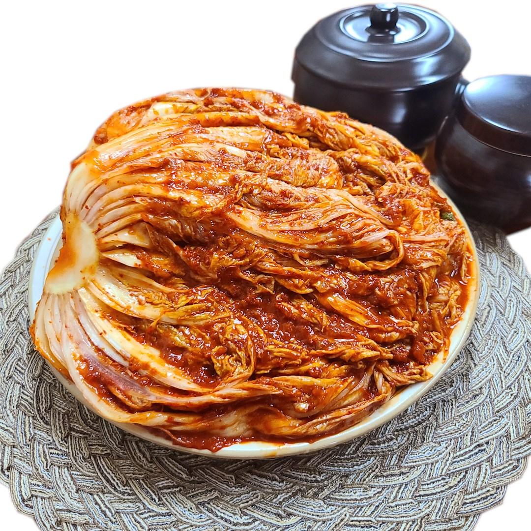 [올바른 배추김치] 전라도 김치, 일반10kg