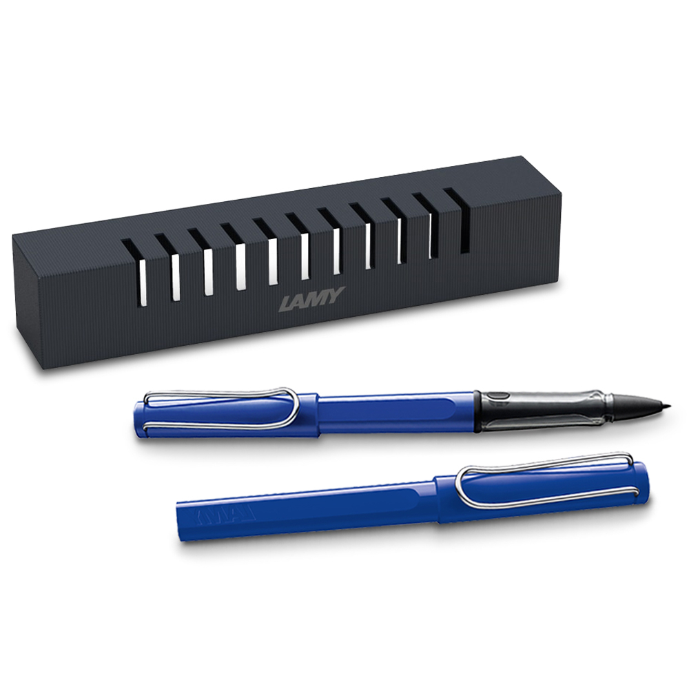 삼성전자 LAMY 사파리 스타일러스 S펜 MD-LAMYSF, 1개, 블루