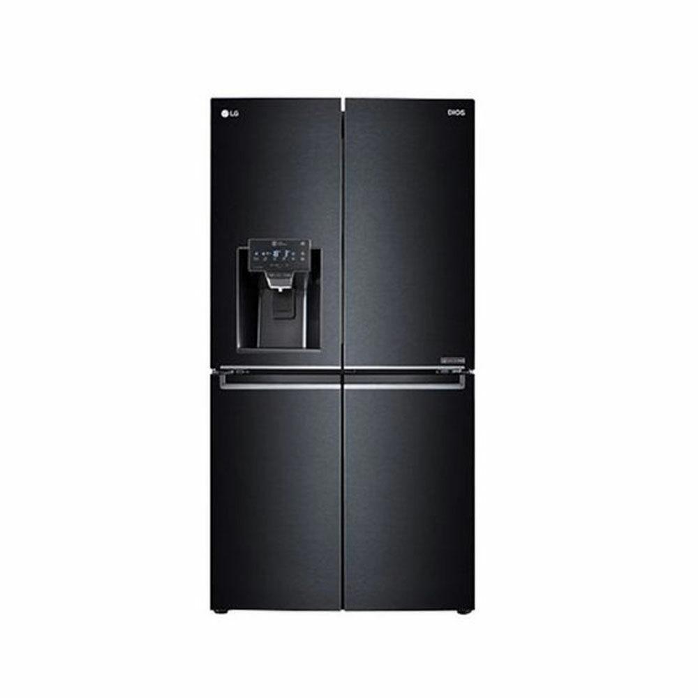 [신세계TV쇼핑][LG] 디오스 얼음정수기 냉장고 J823MT35 824L, 단일상품