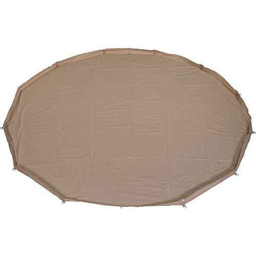 NORDISK (노르디스크) 텐트 레거시 시리즈 센터 폴 디자인 아스가르드 19.6 전용 텐트 바닥 【일본 정규 품】 146018