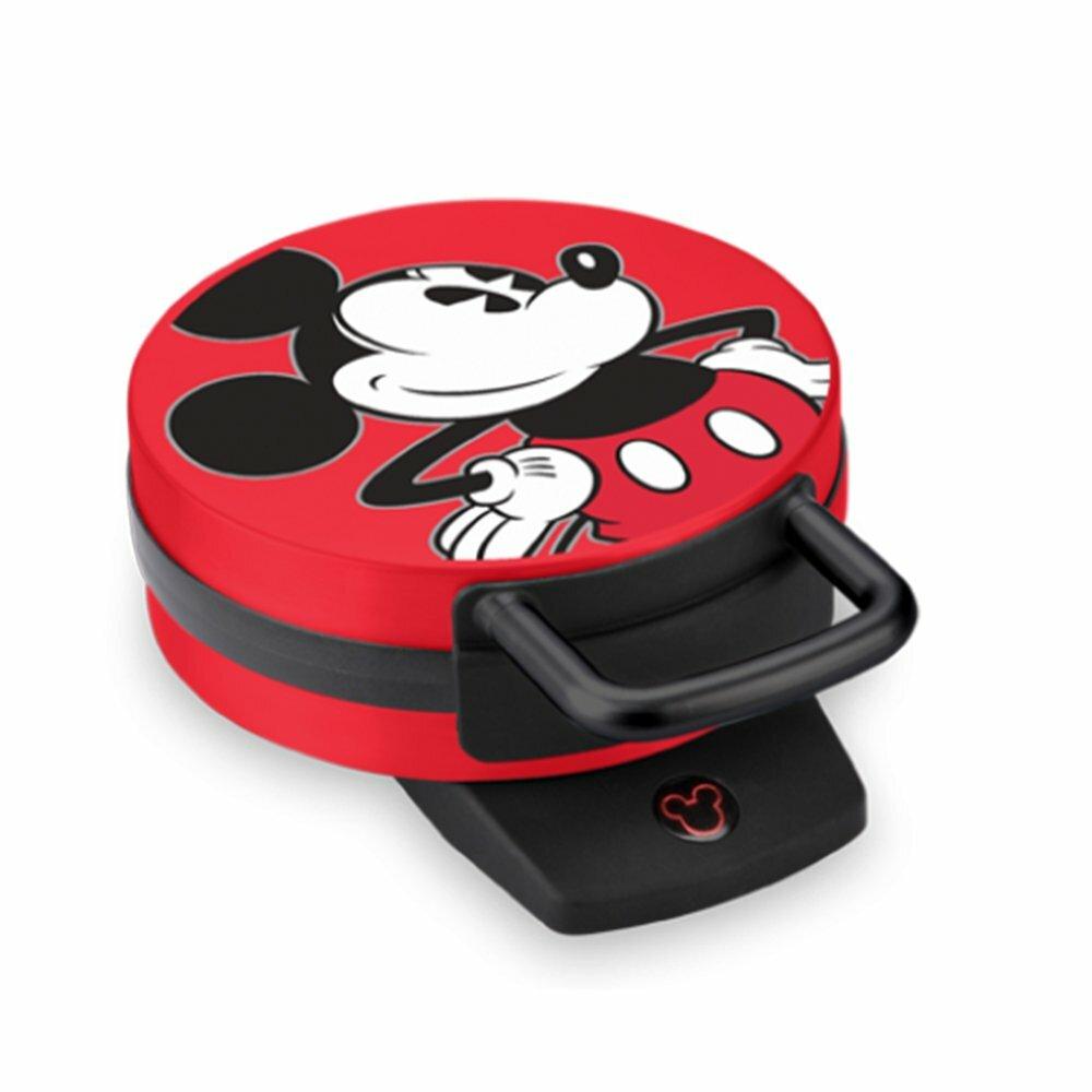 Disney DCM Mickey Mouse Waffle Maker 디즈니 미키마우스 와플 메이커, 기본