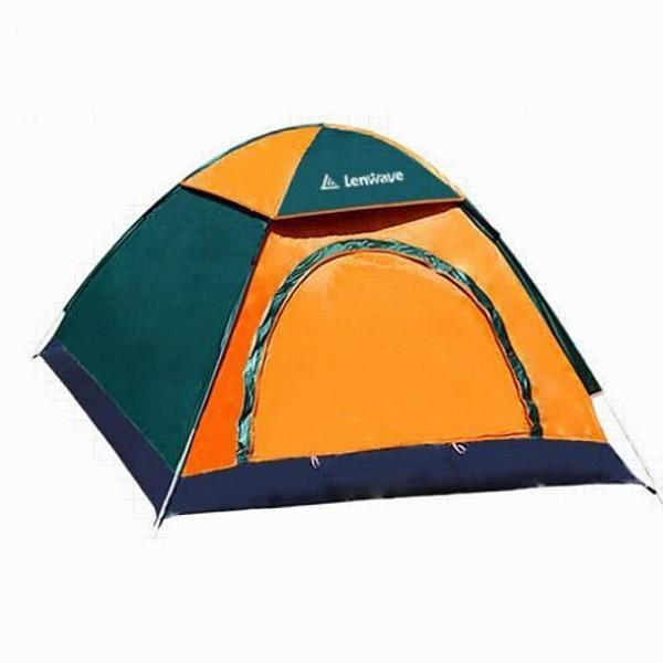 노멜스토어 원터치 방수 텐트 3-4인용 돔텐트 알파인 돔형