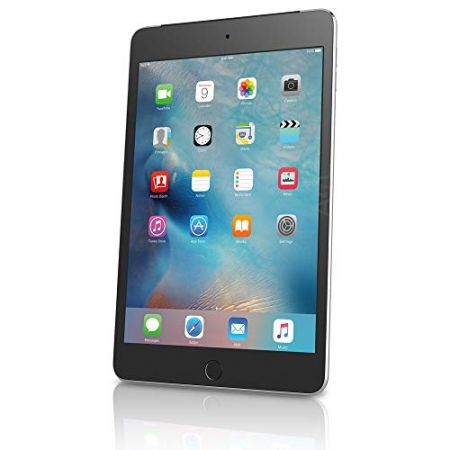 [아마존베스트]Apple iPad Mini 4 with Retina Display 128GB Wi-Fi - MK9N2LLA Space Gray (Renewed) PROD, 상세 설명 참조0, 상세 설명 참조0