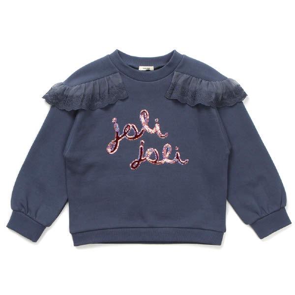 [현대백화점][리틀그라운드]룰라비(NY)LB-레이스맨투맨 70C12-334-02 20F W