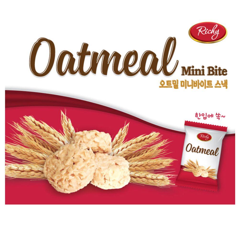 오트밀 미니바이트 쿠키 대용량 1kg, 1