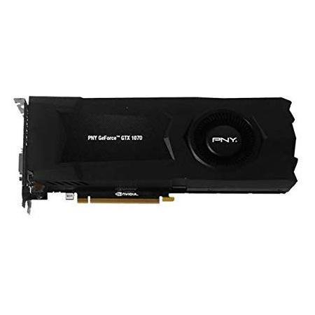 PNY GeForce GTX 1070 8GB Graphic Card (VCGGTX10708PB) PROD160004789, 상세 설명 참조0