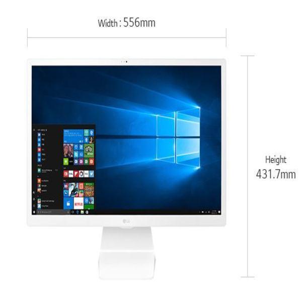 LG 엘지 일체형 컴퓨터 24V570-GAP30L
