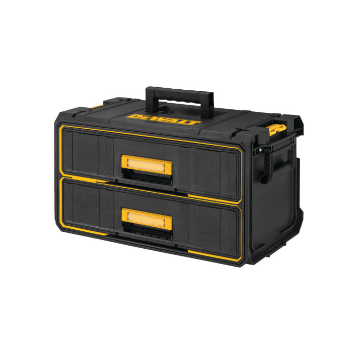 디월트 터프시스템 2드로어 DWST08290 / DEWALT DWST08290 TOUGHSYSTEM DRAWERS