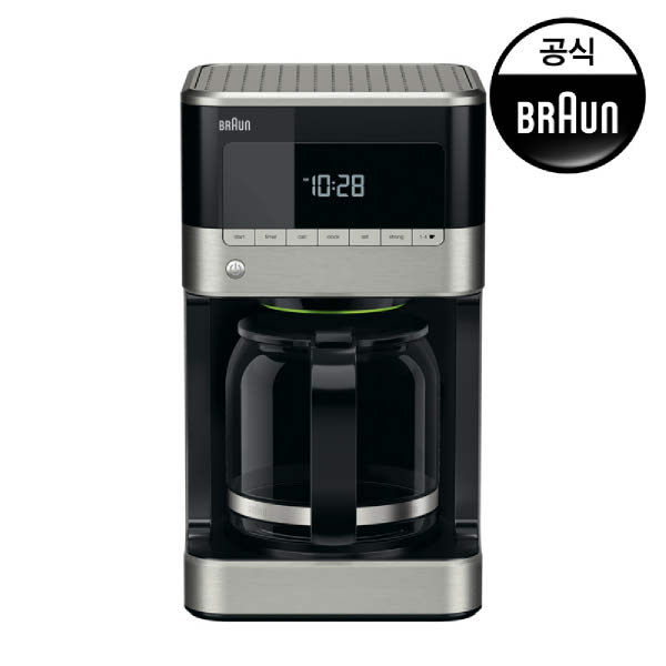 [현대백화점]브라운 커피메이커 KF7120 드립커피 12잔용량, 단일속성