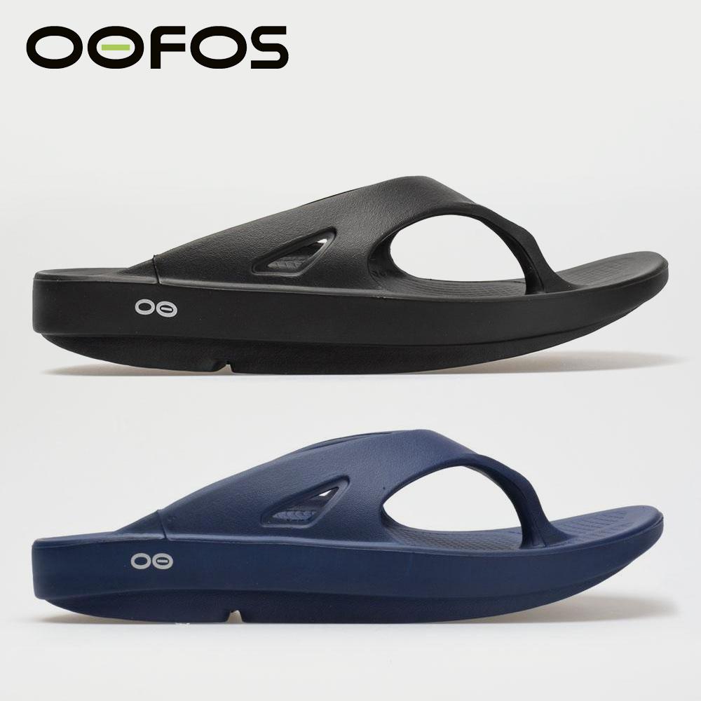 [미국정품] 341914 우포스 남성 슬리퍼 OOFOS OOriginal Sandal - Black