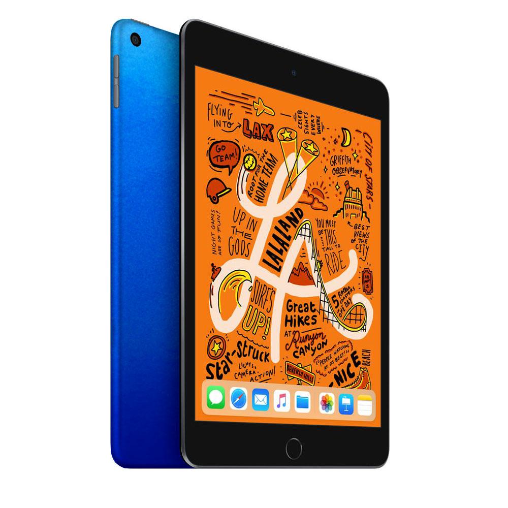 아이패드 미니5 파이어 블루 전신 보호 스킨 필름, 파이어블루