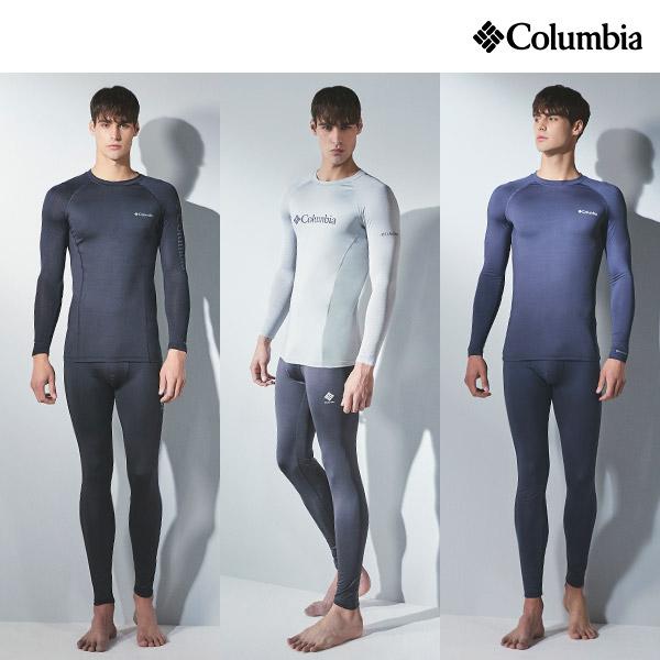 [컬럼비아] 옴니히트 웜웨어 상하의 6종 패키지 남성 최신상