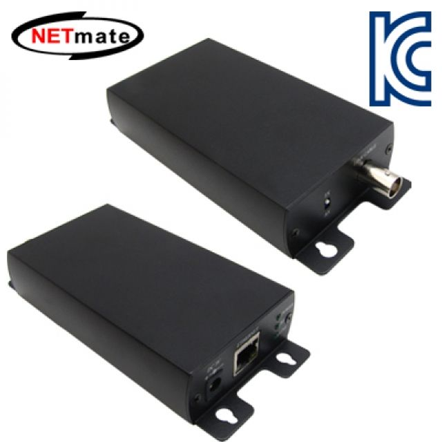 ksw6886 NM IP 장거리 액티브 전송장치(송수신기 ew651 세트)(2Km), 단일상품, 단일상품
