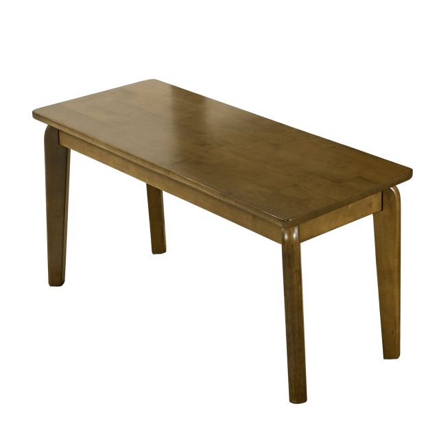 라로퍼니처 사피노 2인 원목 벤치 의자 나무벤치 인테리어 식탁벤치 실내벤치, 단품
