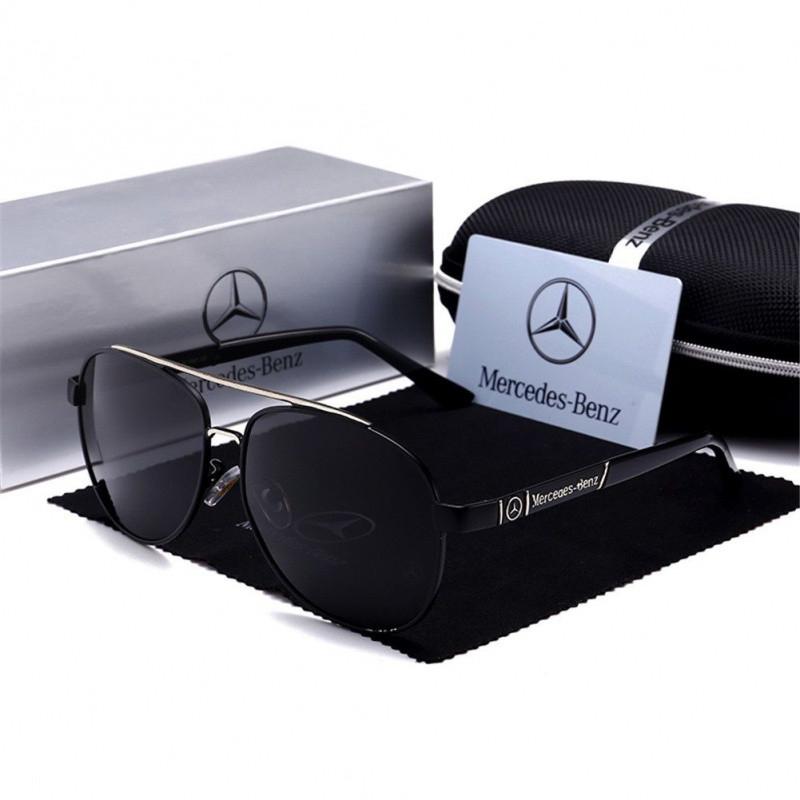 benz 편광 선글라스 운전하기 커플 사용+손톱깎이 세트 증정