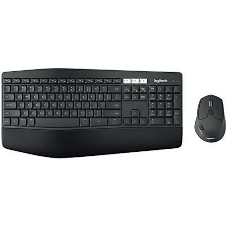 해외1436916 Logitech 로지텍 MK850 Performance 무선 키보드 and 마우스 콤보, One Color_One Size, One Color, 상세 설명 참조0