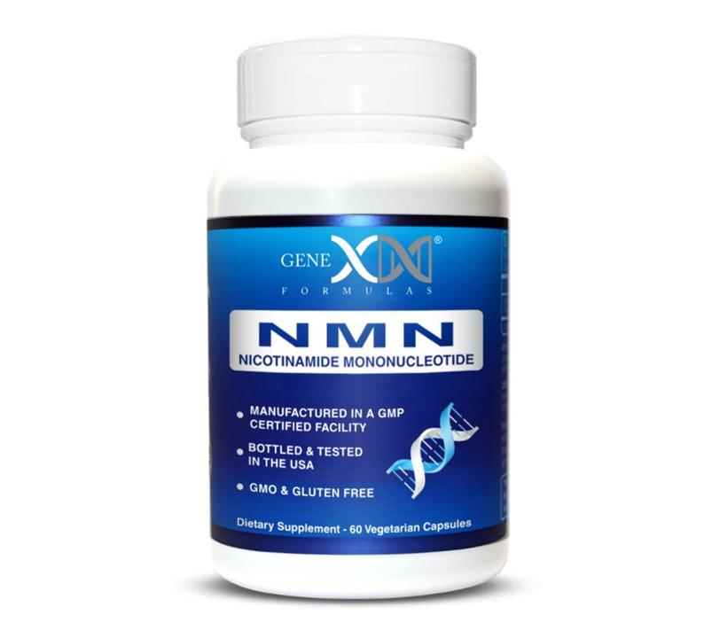 제넥스포뮬러 NMN 250mg 니코틴아미드 60정 NAD+