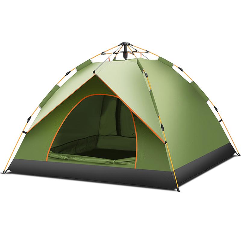 이끌림 이자벨 패스트캠프 캠핑 텐트, 없음, 그린