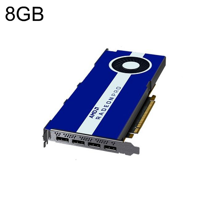 그래픽 카드 W5500 D6 8GB