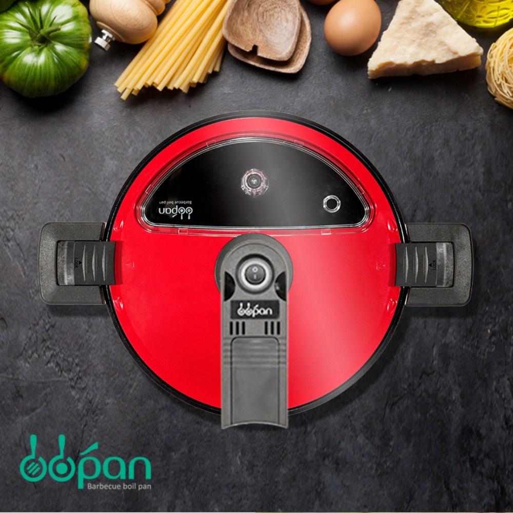 비비팬 자동회전오븐 볶음 구이 바베큐 찜 만능 조리기구 프라이팬 냄비 웍 회전그릴 손이 많이가는 요리 간편하게