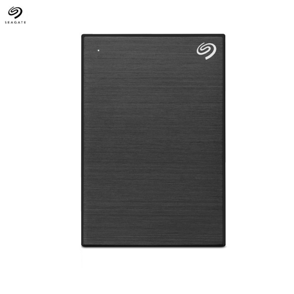 씨게이트 외장하드 이동 하드디스크 1테라 USB3.0 STDR1000 1T, 블랙, 1TB