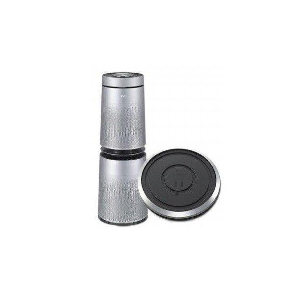 [LG전자] 퓨리케어 펫 공기청정기+무빙휠 패키지 AS300DNPA / PWH8DBA (2, 상세 설명 참조