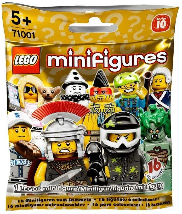 레고(LEGO)미니피규어 10 71001, 단품