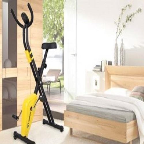 접이식 실내자전거 가정용헬스기구 실내사이클, 계기판형
