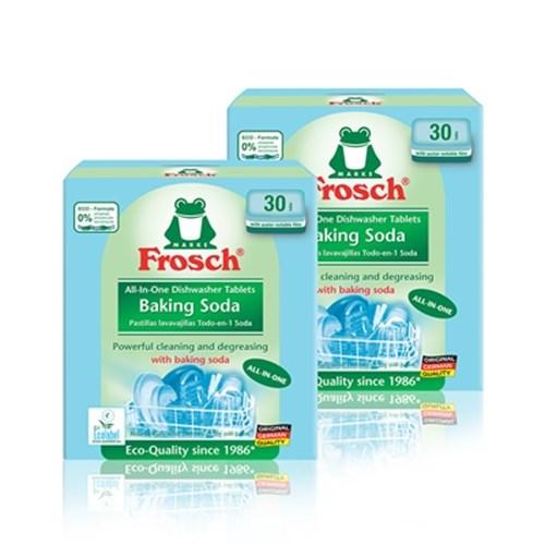 아트박스/프로쉬 독일 친환경 식기세척기세제 베이킹소다 1+1, 02_베이킹소다 식기세척기세제 1+1SET