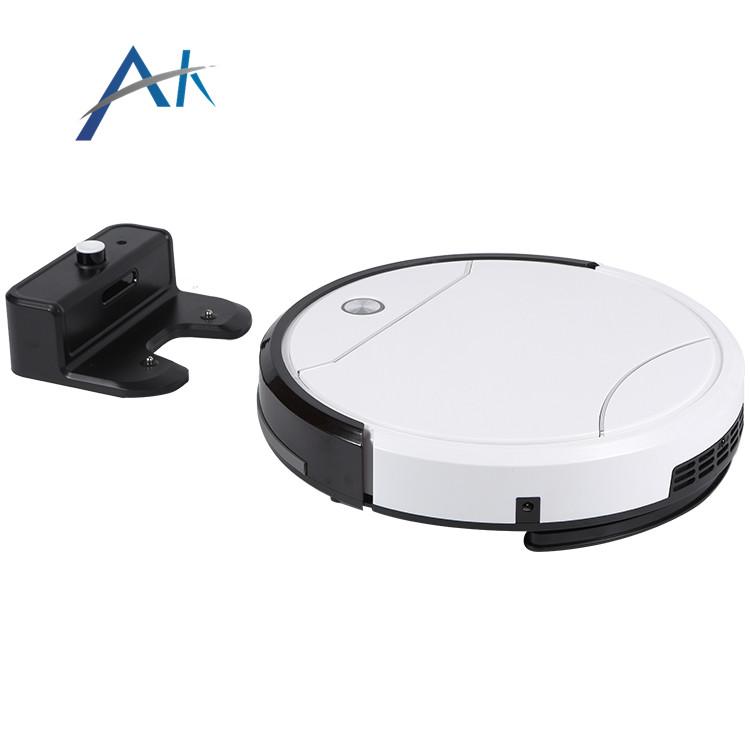 아카소 SD-7 로봇청소기 무선 물걸레 자동충전식, 화이트 (POP 5394178475)