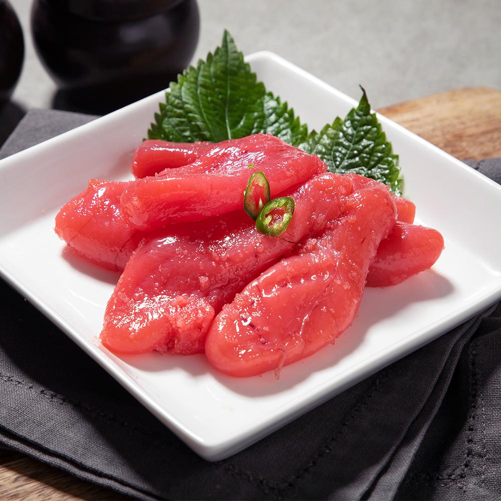 맛사랑식품 백명란젓 파지 1kg, 1통
